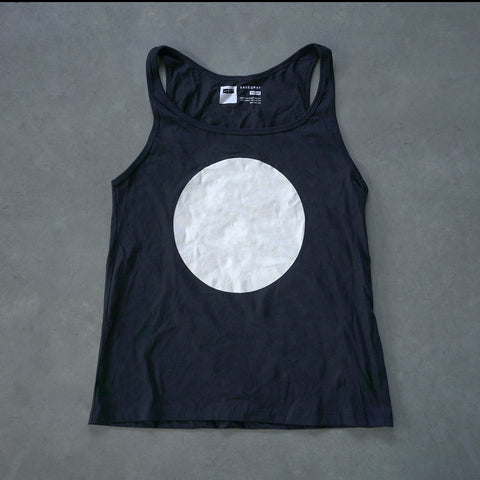 WOMEN'S ZERO SOLID TANK - BLACK