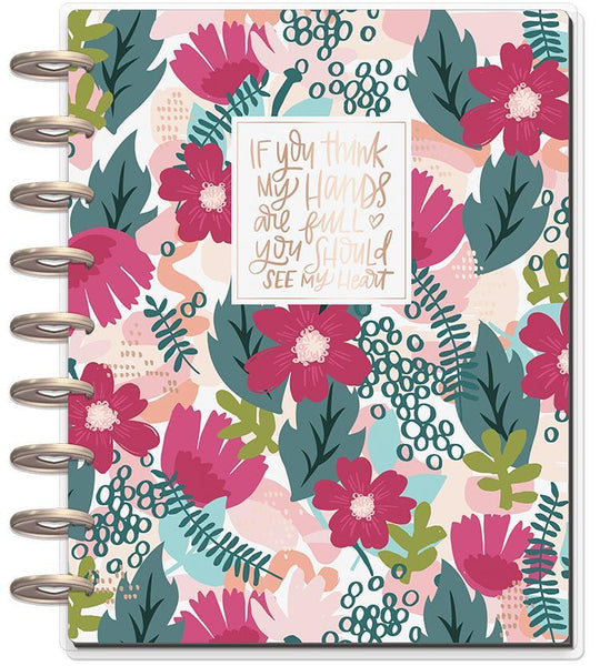 2019 HAPPY PLANNER CLASSIC-FORGET ME NOT (MOM)