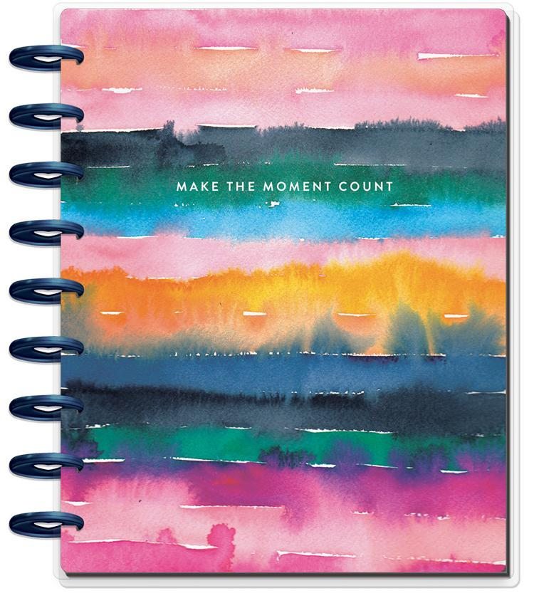 Happy Planner Classic - Watercolour Rainbow