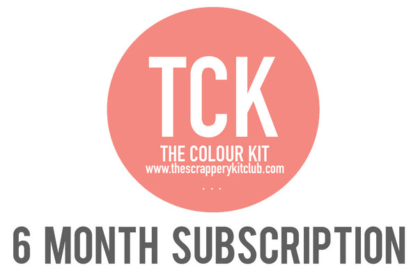 TCK 6 MONTH SUBSCRIPTION