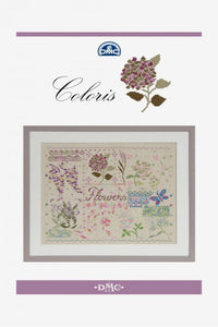 DMC Coloris Pattern Book