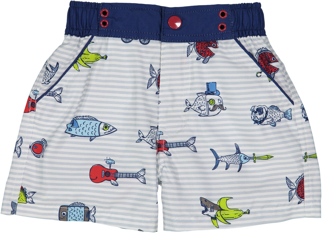 Fish Items Swimsuit - Andy & Evan