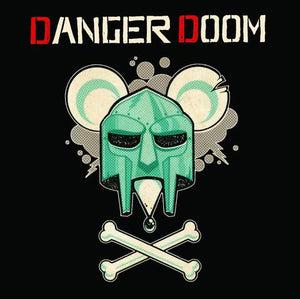 DangerDOOM - The Mouse And The Mask: Official Metalface 3xLP Version - The Giant Peach