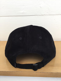 10Deep - Yeah? Cord Strapback Hat, Black - The Giant Peach