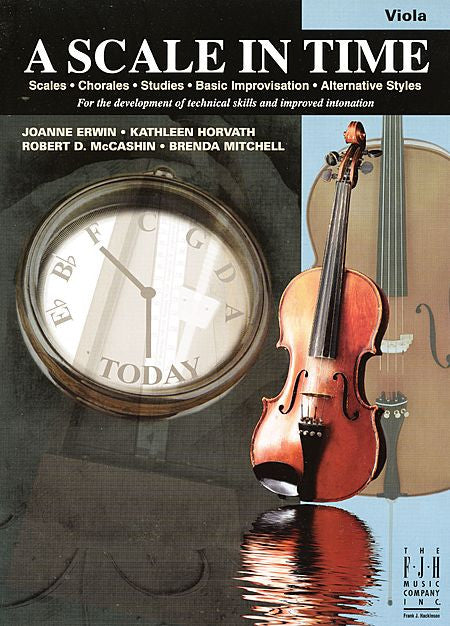 A Scale in Time, Viola - Various
