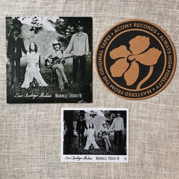 Nashville Obsolete LP Deluxe Bundle