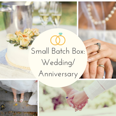 Wedding/Anniversary Small Batch Countdown Box - Deposit Payment