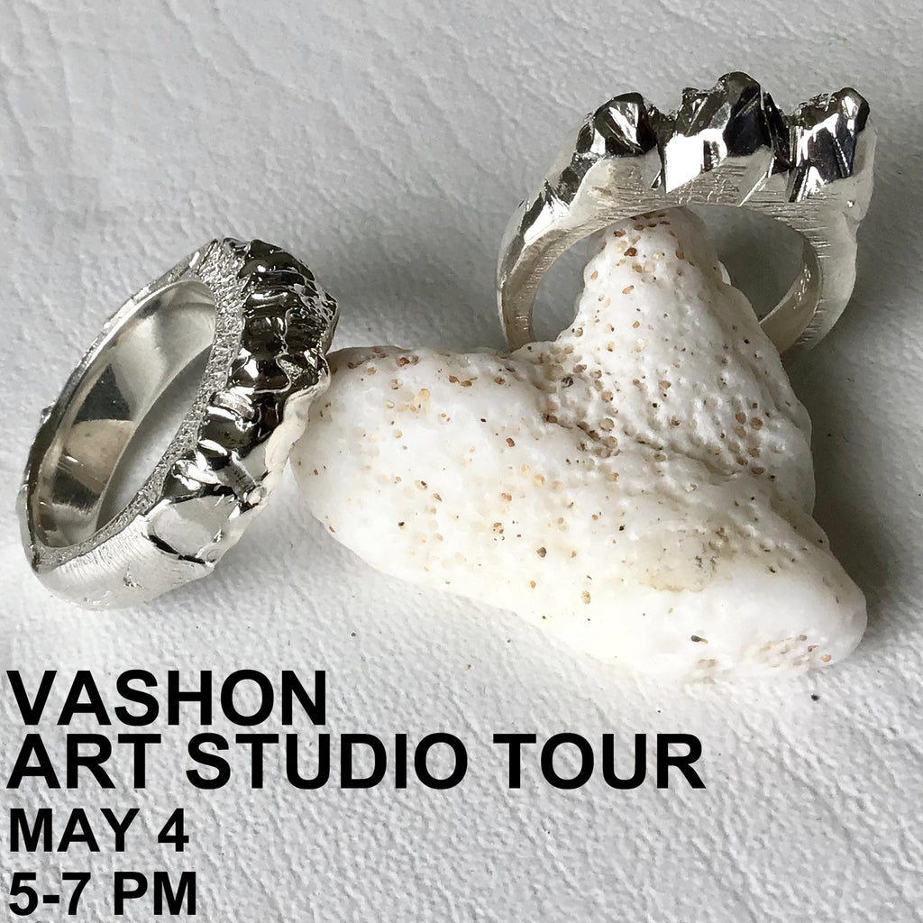 The Wax On Workshop - GRACE GOW Studio Tour Stop on Saturday May 4, 5:00 - 7:00 pm