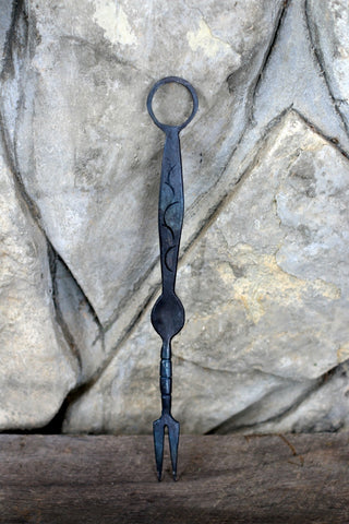 Hand Forged Carving Fork