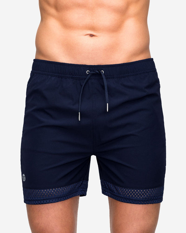 Teamm 8 – Short Level Navy (PREVENTA 🛍️Entrega: 26 Jul)