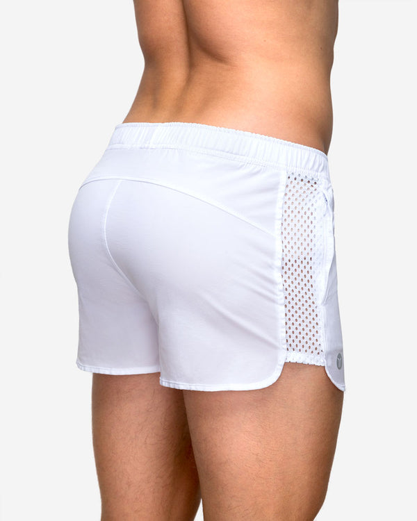 Teamm 8 – Sprint Short Blanco (PREVENTA 🛍️Entrega: 26 Jul)