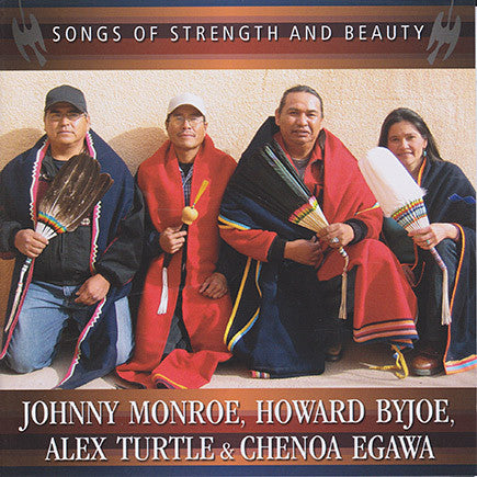 Monroe, Byjoe, Turtle & Egawa - Songs Of Strength And Beauty