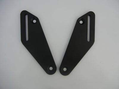 Mounting plates to use with Passenger Backrest for Triumph Tiger Explorer 1200,XC, XCX, XCA, XR, XRX, XRT