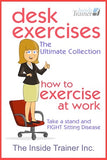 Desk Exercises: How to Exercise at Work [PDF]