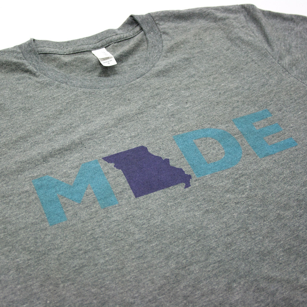 Missouri MADE T-Shirt - Blue