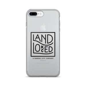 Landlocked Logo iPhone 7/7 Plus Case
