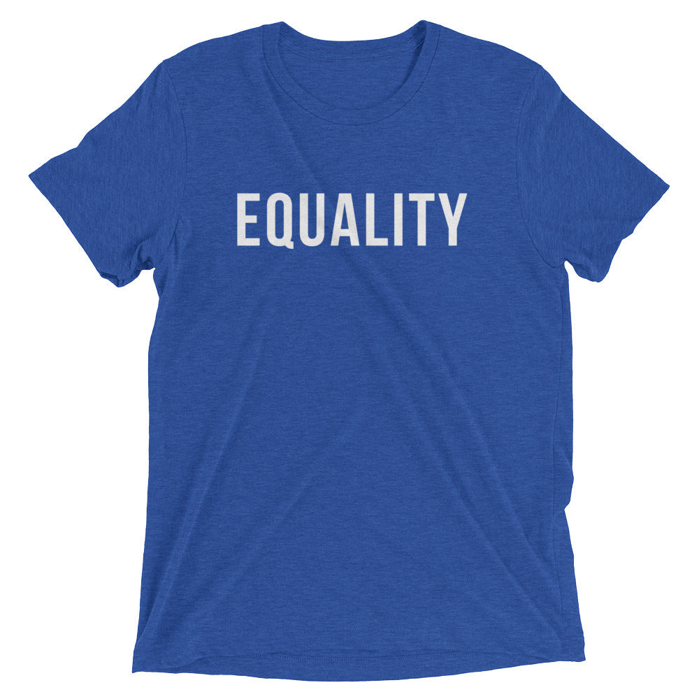 Short Sleeve Equality T-Shirt