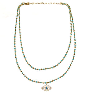 Emerald City Necklace - Nikki Smith Designs