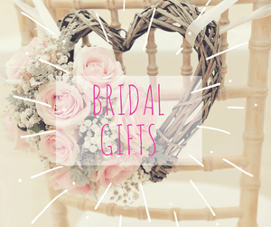 Bridal Gift Buying Guide