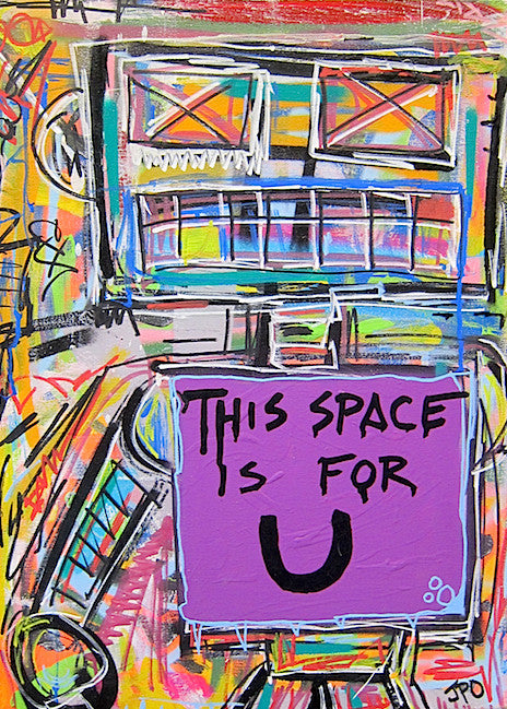 This Space for U
