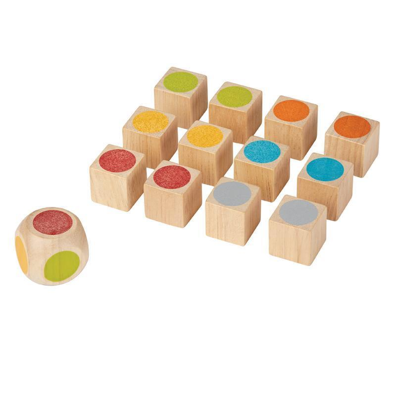 Plan Toys Mini Memo Game - Naked Baby Eco Boutique