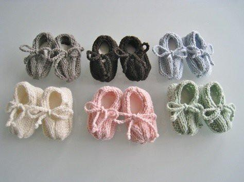 Chocolate / 0-3 Months Weebits Little Loafers - Naked Baby Eco Boutique
