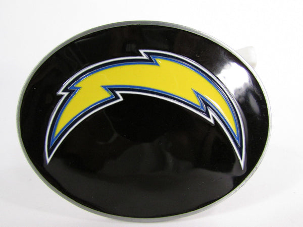 New Men Women Belt Fashion Metal Buckle San Diego Chargers Logo Oval Sports - alwaystyle4you - 7