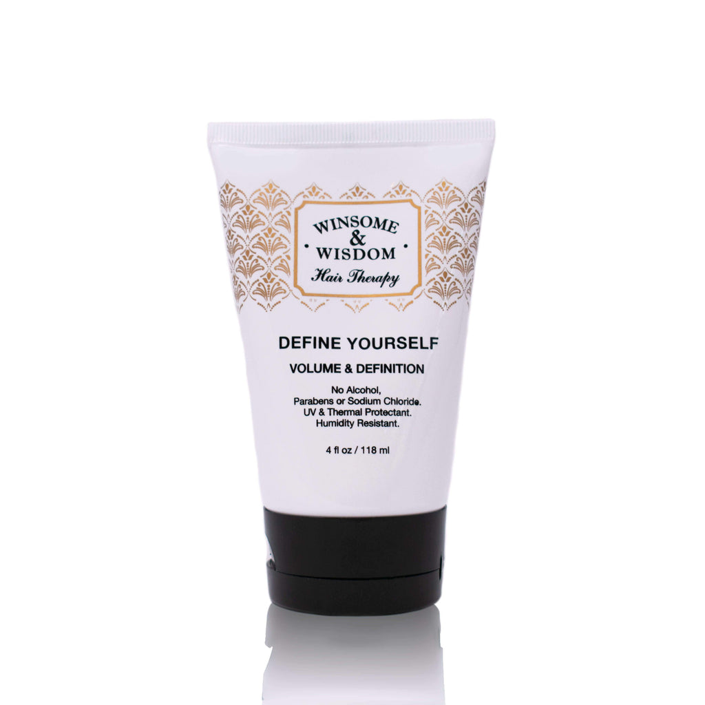 Define Yourself - 4 oz - Styling Balm for Curly Hair