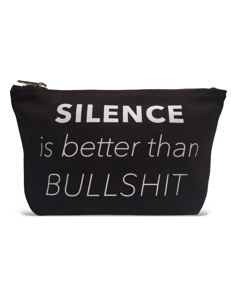 Pouch - Silence Better Than BS