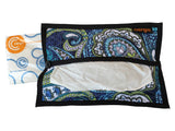 Cargo Tissue Dispenser (Quilted) Coastal Paisley