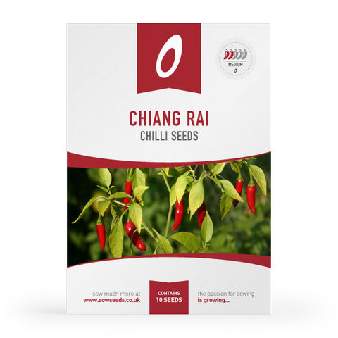 Chiang Rai Chilli Seeds