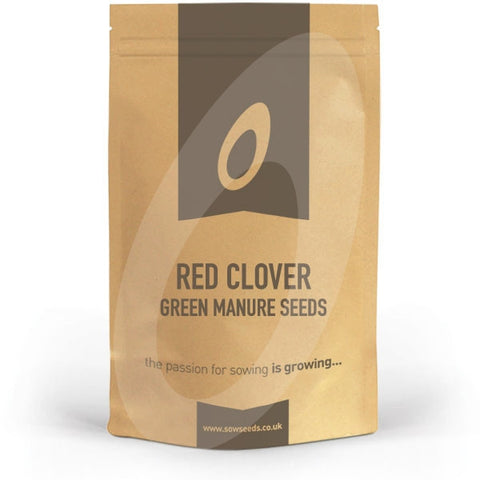 Red Clover Green Manure Seeds