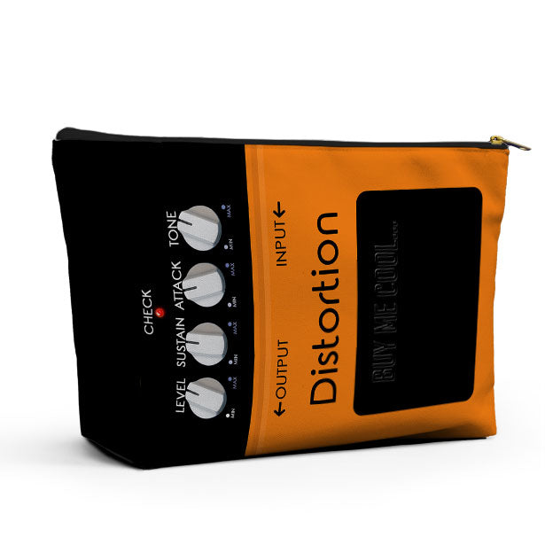 Pedal Distortion - Pouch