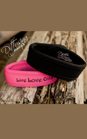 Active Scent Aromatherapy / Essential Oils Diffuser Bracelet