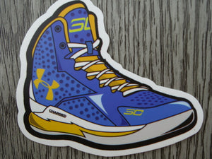 Urban Armor Steph Curry sneaker sticker