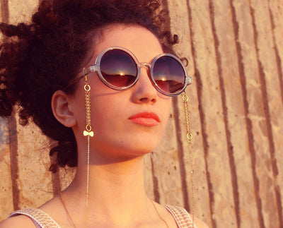 Pixie Sunglasses Chain
