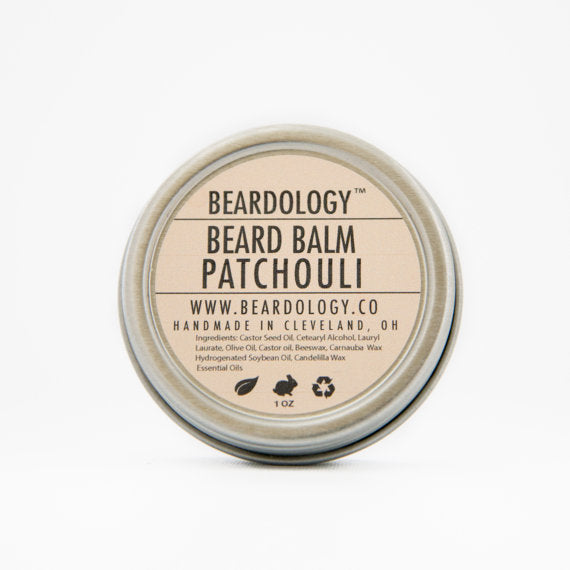 Patchouli Beard Balm