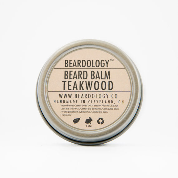 Teakwood Beard Balm