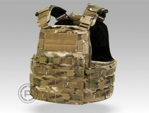 "Crye Precision CAGE ""CPC"" Plate Carrier (Assembled w/ CPC Plate Bags)"