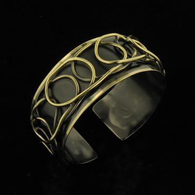 B810 Cuff-Creative Copper-Renee Taylor Gallery