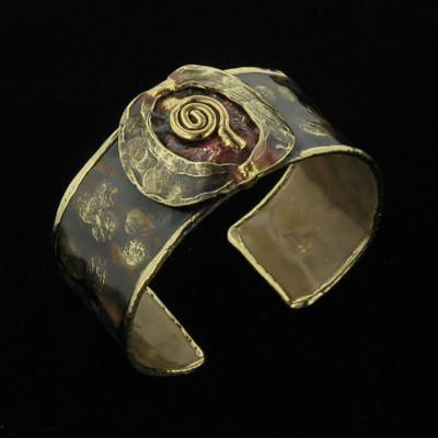 B877 Cuff-Creative Copper-Renee Taylor Gallery