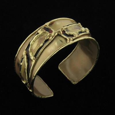 B910 Cuff-Creative Copper-Renee Taylor Gallery
