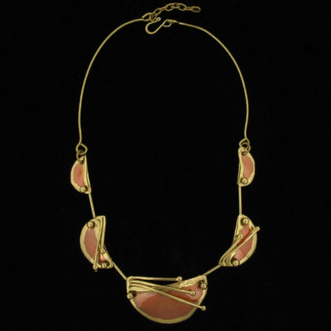 C011 Necklace-Creative Copper-Renee Taylor Gallery