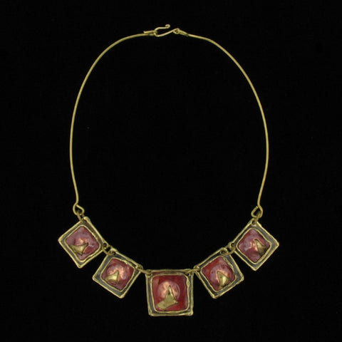 C063r Necklace-Creative Copper-Renee Taylor Gallery
