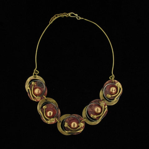 C086 Necklace-Creative Copper-Renee Taylor Gallery