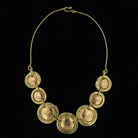 C088 Necklace-Creative Copper-Renee Taylor Gallery
