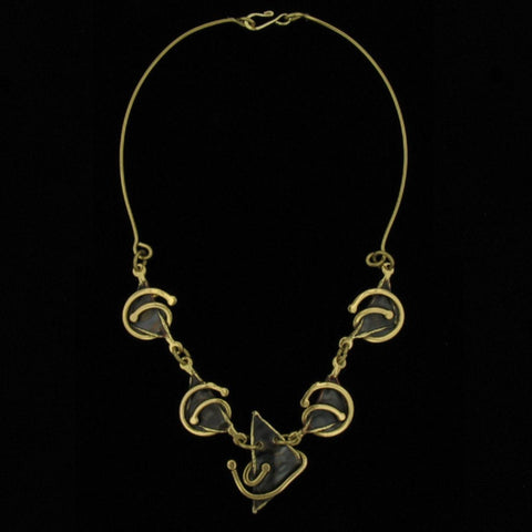 C094 Necklace-Creative Copper-Renee Taylor Gallery