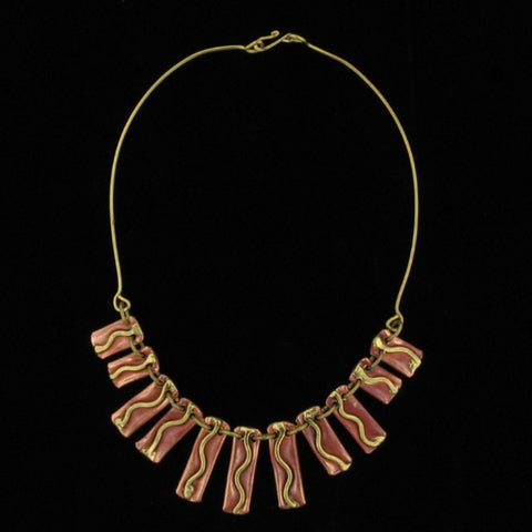 C107r Necklace-Creative Copper-Renee Taylor Gallery