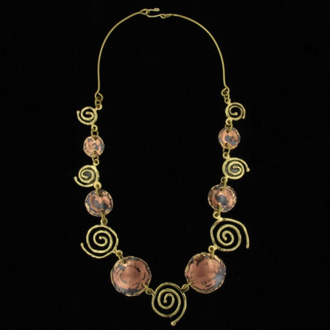 C109LNG Necklace-Creative Copper-Renee Taylor Gallery
