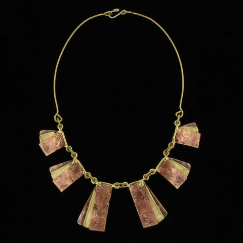 C120 Necklace-Creative Copper-Renee Taylor Gallery